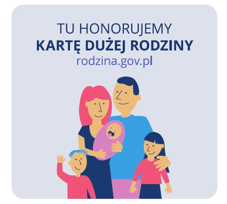 Karta dużej rodziny w sklepie prima-vera.pl